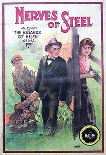 <i>The Hazards of Helen</i> 1914 film directed by J.P. McGowanJ. Gunnis Davis (billed as James Davis)