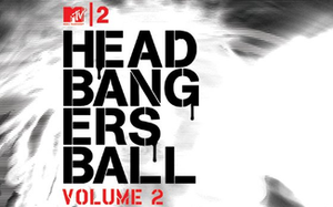 Headbangers Ball - Headbangers Ball volume 2 logo