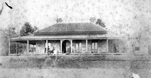 Robert Herbert - Herston House, 1800s