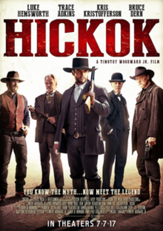 Hickok (film) - Theatrical release poster