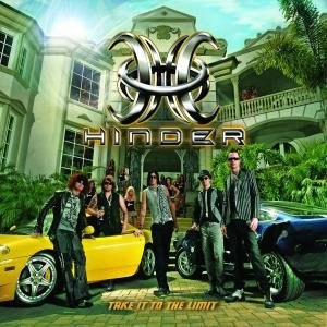Take It to the Limit (Hinder album) - Image: Hinder take it to the limit