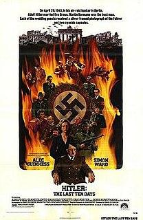 <i>Hitler: The Last Ten Days</i> 1973 film by Ennio de Concini