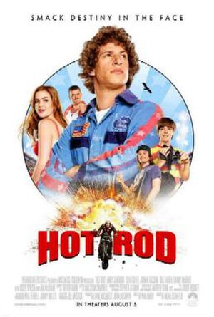 Hot Rod (film) - Theatrical release poster