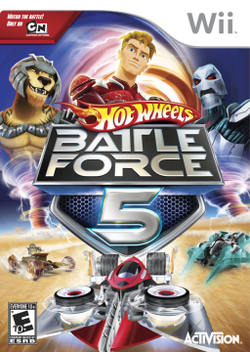 Hot Wheels Battle Force 5 cover.png