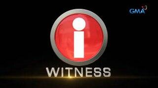 <i>i-Witness</i> Philippine television show