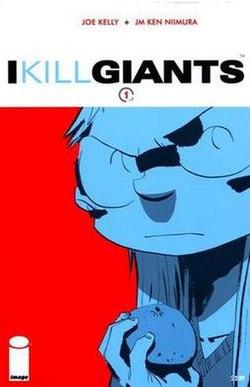 Risultati immagini per i kill giants book