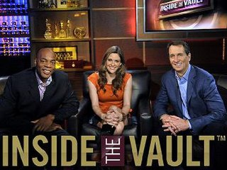 <i>Inside the Vault</i> television series