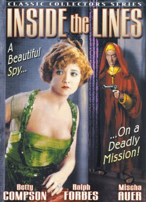 Inside the Lines - DVD cover for home release of film