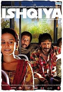 <i>Ishqiya</i> 2010 film by Abhishek Chaubey