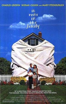 It Runs in the Family 1994 poster.jpg
