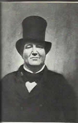 Chipperfield's Circus - James William Chipperfield Sr. (1775-1866)