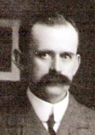 John Hunter (golfer) - Image: John Hunter, golfer c. 1899