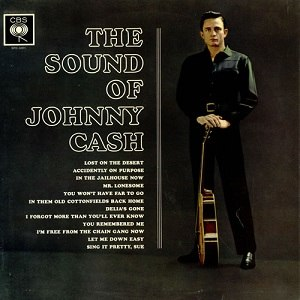 The Sound of Johnny Cash - Image: Johnny Cash The Sound Of Johnny Cash