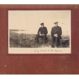 Diamond Mine (King Creosote & Jon Hopkins album) - Image: KCJ Hop