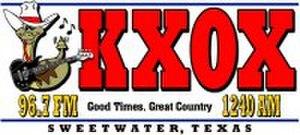 KXOX - Image: KXOX Logo
