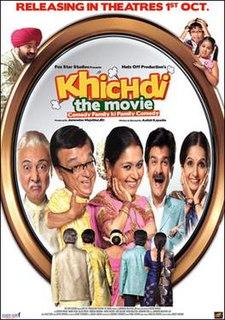 <i>Khichdi: The Movie</i> 2010 Indian comedy movie