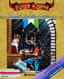 King's Quest I - Quest for the Crown Coverart.jpg