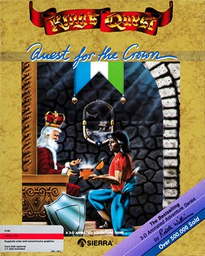 King's Quest I - King's Quest: Quest for the Crown