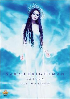 2001 Sarah Brightman concert film by Frank Peterson, Bruce Gowers