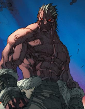 Lash (comics) - Image: Lash Marvel Comics