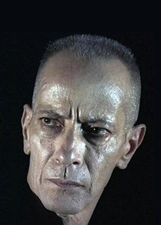 Stage actor, theatre director