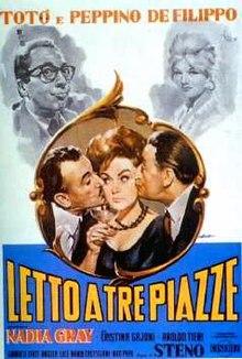 Letto Tre Piazze.Letto A Tre Piazze Wikipedia