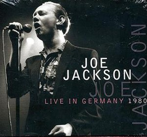 Live in Germany 1980 - Image: Live in Germany 1980