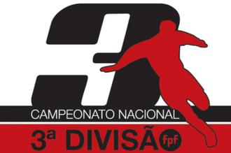 Portuguese Third Division - Image: Logo CN3Divisao