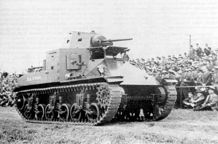 An M2A1 Medium Tank (late production series) M2A1.jpg