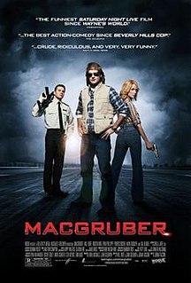 <i>MacGruber</i> (film) 2010 film by Jorma Taccone