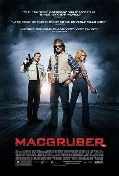 Picture of a movie: Macgruber