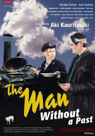 The Man Without a Past - International poster