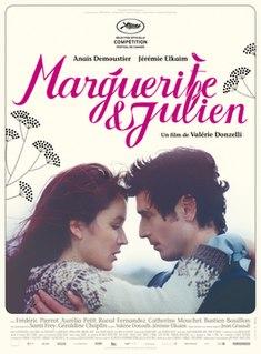 <i>Marguerite & Julien</i> 2015 film