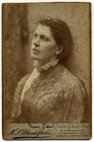 Mary Gladstone - Mary Gladstone