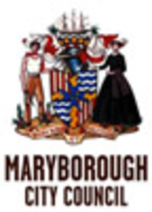 City of Maryborough (Queensland) - Image: Maryborough QLD Logo