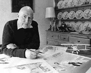 Maurice Dodd English cartoonist