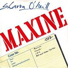maxine sharon o neill song wikipedia