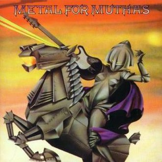 Metal for Muthas - Image: Metal for Muthas