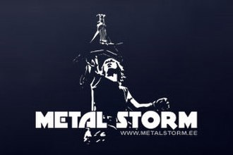 Metal Storm (webzine) - Image: Metalstorm