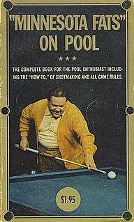 Rudolf Wanderone American pool player