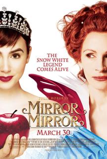 <i>Mirror Mirror</i> (film) 2012 comedy fantasy film by Tarsem Singh