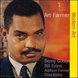 Modern Art (Art Farmer album)