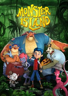 <i>Monster Island</i> (2017 film)