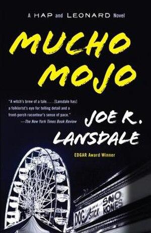 Mucho Mojo - Vintage Crime/Black Lizard cover