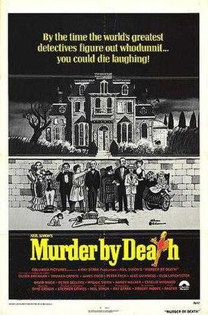Murder by Death - Image: Murder by death movie poster