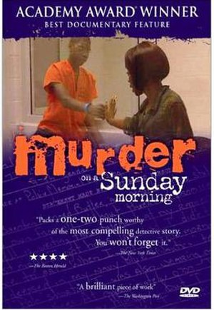 Murder on a Sunday Morning - Image: Murder on a Sunday Morning