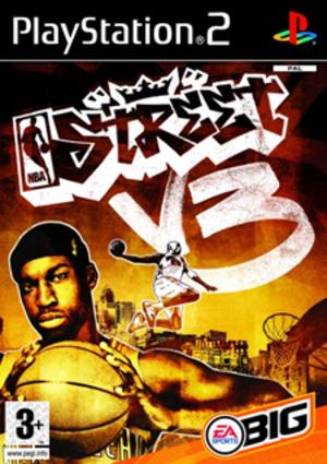 NBA Street V3 - Image: NBA Street V3 Coverart