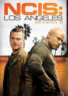 <i>NCIS: Los Angeles</i> (season 8)