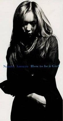 Namie Amuro - How to Be a Girl.jpg