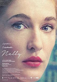 <i>Nelly</i> (2016 film) 2016 film by Anne Émond